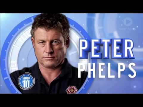 Peter Phelps on Studio 10!