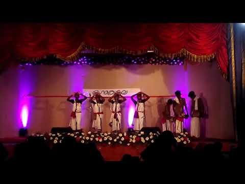 World heritage in kerala adivasi folk dance