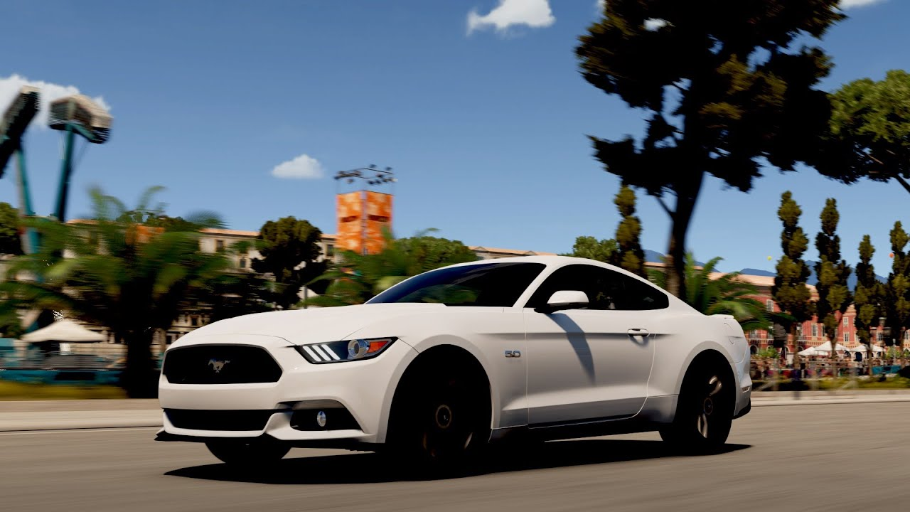 Forza Horizon 2 2015 Ford Mustang Gt Gameplay Youtube