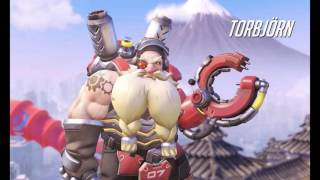 Overwatch - Torbjörn Voice - In Game Quotes