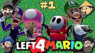 Left 4... MARIO!? || PART 1 || [MARIO MOD] Left 4 Dead 2