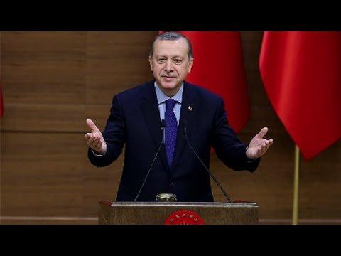 Turkey Leads in Jailing Journalists in 2016
