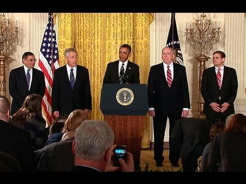 President Obama Makes a Personnel Annoucement