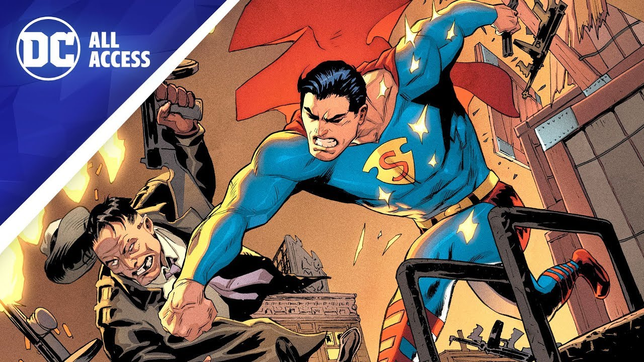 a930daaf9ed3 Inside ACTION COMICS  1000! + More DC News - YouTube