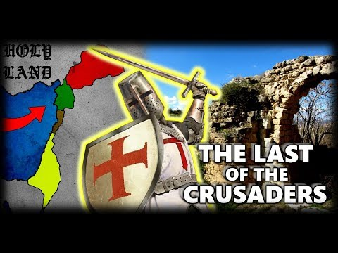 What Happened to the European Crusaders that Settled in the Levant?