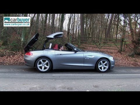 BMW Z4 roadster review - CarBuyer