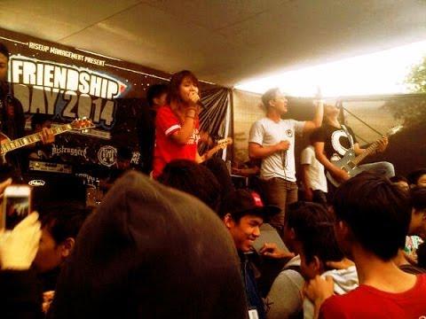 MELODY MAKER  Remember Me!  feat Mustika Kamal live  FRIENDSHIP DAY 2014