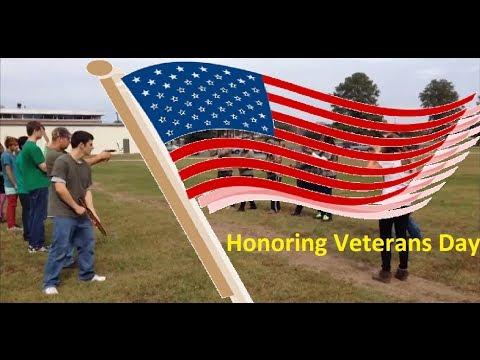 Honoring Veterans Day (Short Movie)
