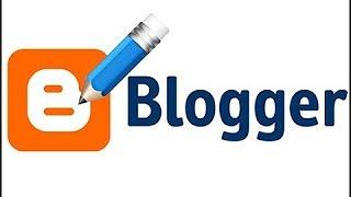 1 - Creer un blog sur Blogger