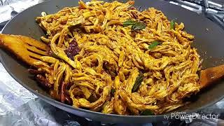 Khô Gà Lá Chanh - New York / Kafir Leaves & Spicy Chicken Jerky