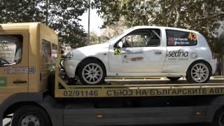 2012 保加利亞 IRC Sliven Rally 林沅滸與沈慧蘭夫妻參賽紀錄