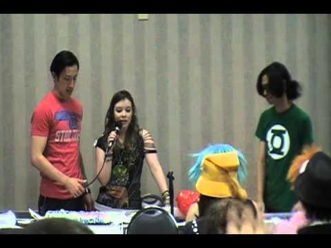 Soul Eater Charity Panel - Matsuricon 2012