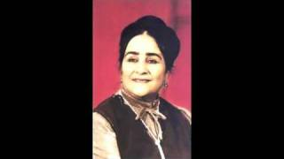 Barno Iskhakova Tajik Songs Барно Исхакова Соловей Таджикская