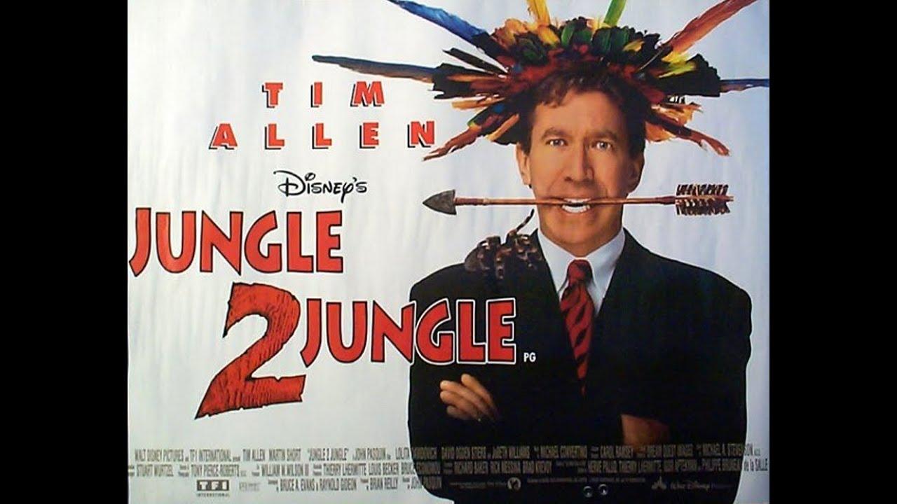 「Jungle 2 Jungle」の画像検索結果