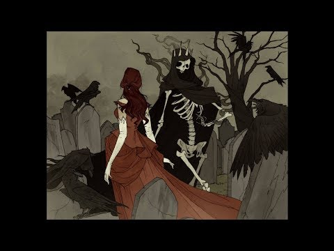 Waltz of The Bone King | Halloween Waltz Music (Cartoon Special)