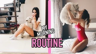 ☀️MY MORNING ROUTINE 2018!☀️