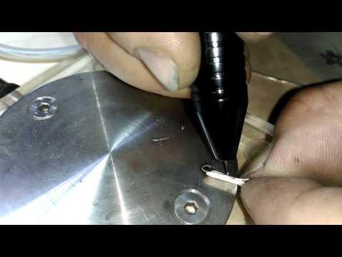 jewelry spot welding machine gas welding kit 850W welder for gold,silver welding