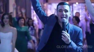 Видео со свадьбы Данилы и Альбины (12.12.2015)