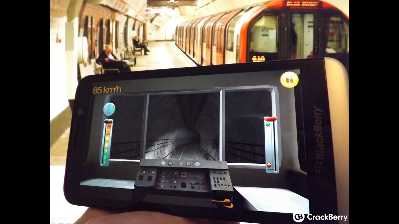 Fancy being a train driver? You can with Subway Simulator 3D