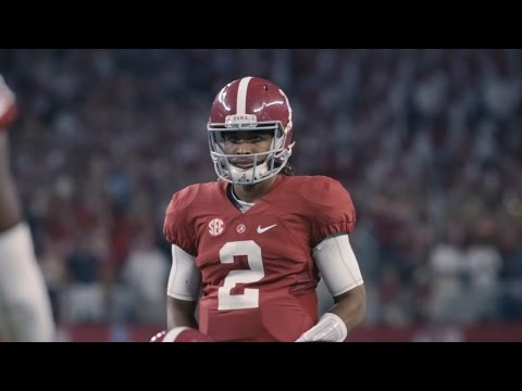 Alabama QB - Jalen Hurts Freshman Highlights 2016 (HD)