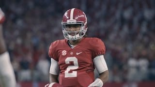 Alabama Jalen Hurts Freshman Highlights 2017