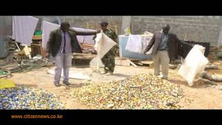 Kajiado, Kitengela Brewing Dens Source Of Illicit Liquor