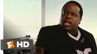 Be Cool (9/11) Movie CLIP - Racial Epithets (2005) HD