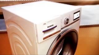Siemens ecoPlus imaj Filmi / Kurutma Makinesi