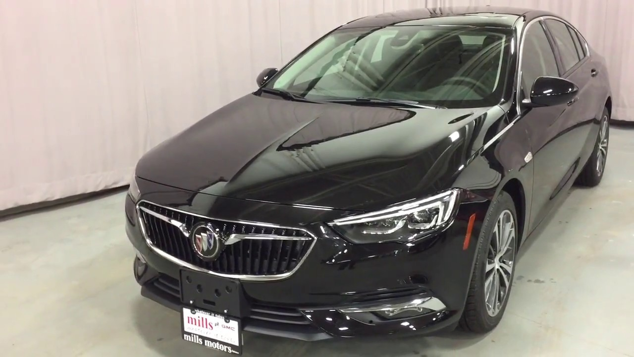 ALL New 2018 Buick Regal Sportback First Look Review ...