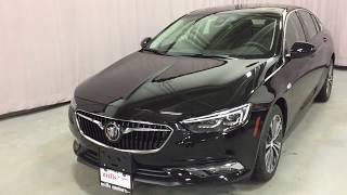 ALL New 2018 Buick Regal Sportback First Look Review Oshawa Black Oshawa ON Stock #180697