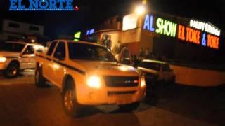 Operativo policial en burdeles de Ibarra