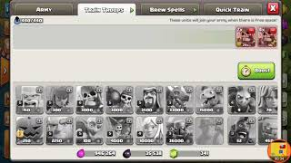 Clash of clans statistics ep455 part 1 octobet 28th 2017 stats