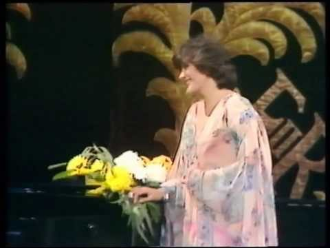 Kiri Te Kanawa - Royal Opera House Covent Garden Recital 1978