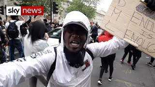 Black Lives Matter: Why do the George Floyd protests resonate so strongly in the UK?