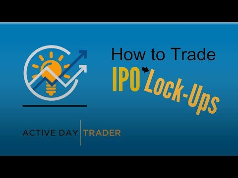 [IPO STOCKS ] Learn To Trade IPO Lockups w/ Stock Options - Option Strategies, Beginner Options