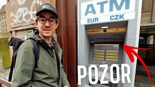 Jak Funguje Trik Na Bankomatech