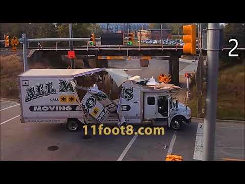 11Foot8 Bridge Top 11 Best Crashes