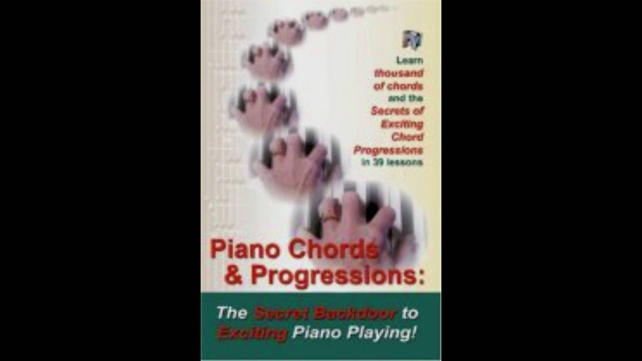 Best little amazon book on piano chords progressions youtube best little amazon book on piano chords progressions hexwebz Images