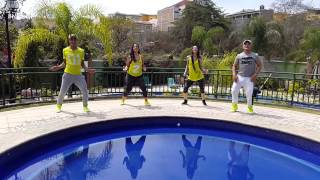 "ZUMBA ""Tippy Toe"" Dj Francis ft El Chevo"