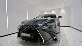 Lexus GS350 Full Detail + Tips for working on soft & hard to read paints!
