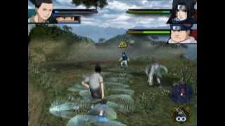 Naruto: Uzumaki Chronicles (PS2) - Part 6