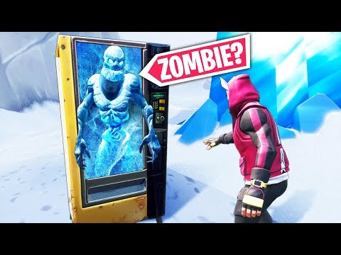 *NEW* ZOMBIE VENDING MACHINE!! - Fortnite Funny WTF Fails and Daily Best Moments Ep.884 thumbnail