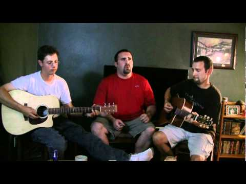 Bless the Broken Road Acoustic  three part harmony