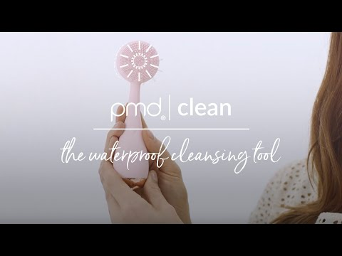 The Waterproof PMD Clean is Perfect to Keep in the Shower | PMD Clean