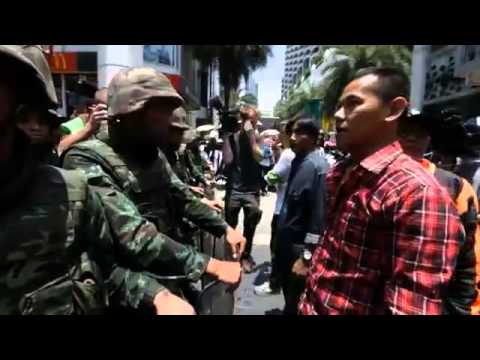 Coup in Thailand 2014
