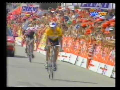 Tour De France Eurosport 1994 Stage 18 Moutiers-Cluses 174Km.