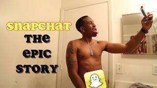 SnapChat: The Epic Story @RoadToHollywood