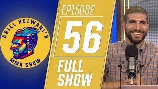 Cris Cyborg, Nik Lentz, Robert Whittaker | Ariel Helwani's MMA Show [Episode 56 – 7/29/2019]