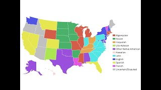 List of most popular given names by state in the United States