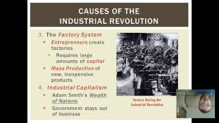 Industrial Revolution Cause and Effect